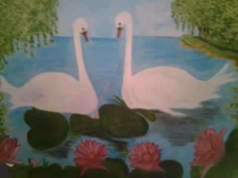 Picturi murale Un colt de natura