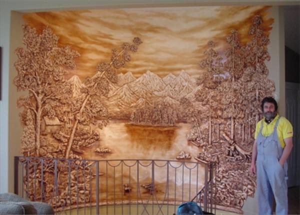 Picturi murale Peisaj