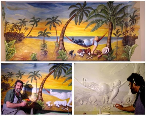 Picturi murale Relax
