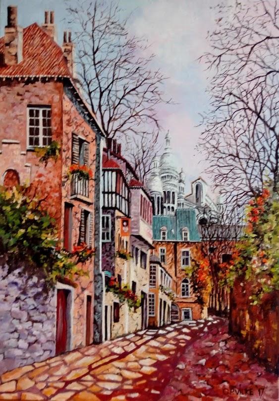 alte Picturi Vechiul cartier