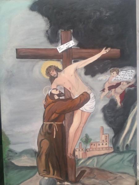 Picturi religioase Icoana sf