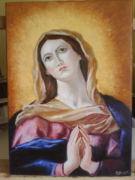 Picturi religioase Maria magdalena