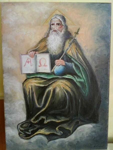 Picturi religioase Tatal ceresc