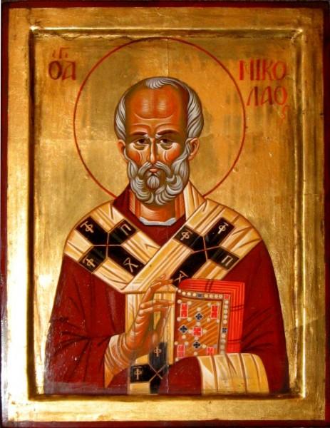 Picturi religioase Sf. nicolae