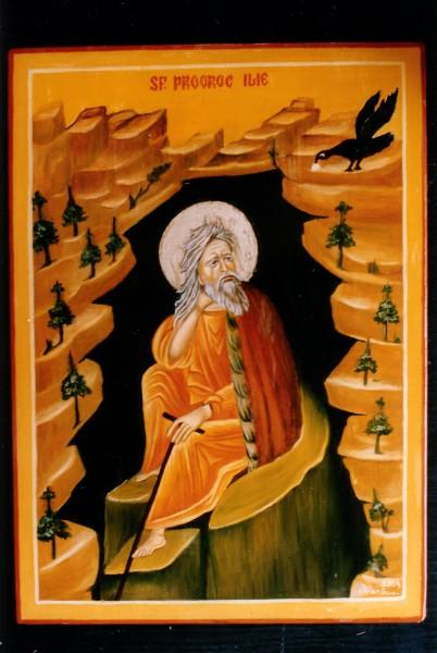 Picturi religioase Sfantul ilie