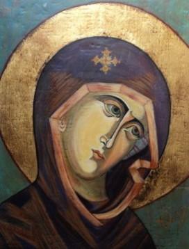 Picturi religioase Maica domnului