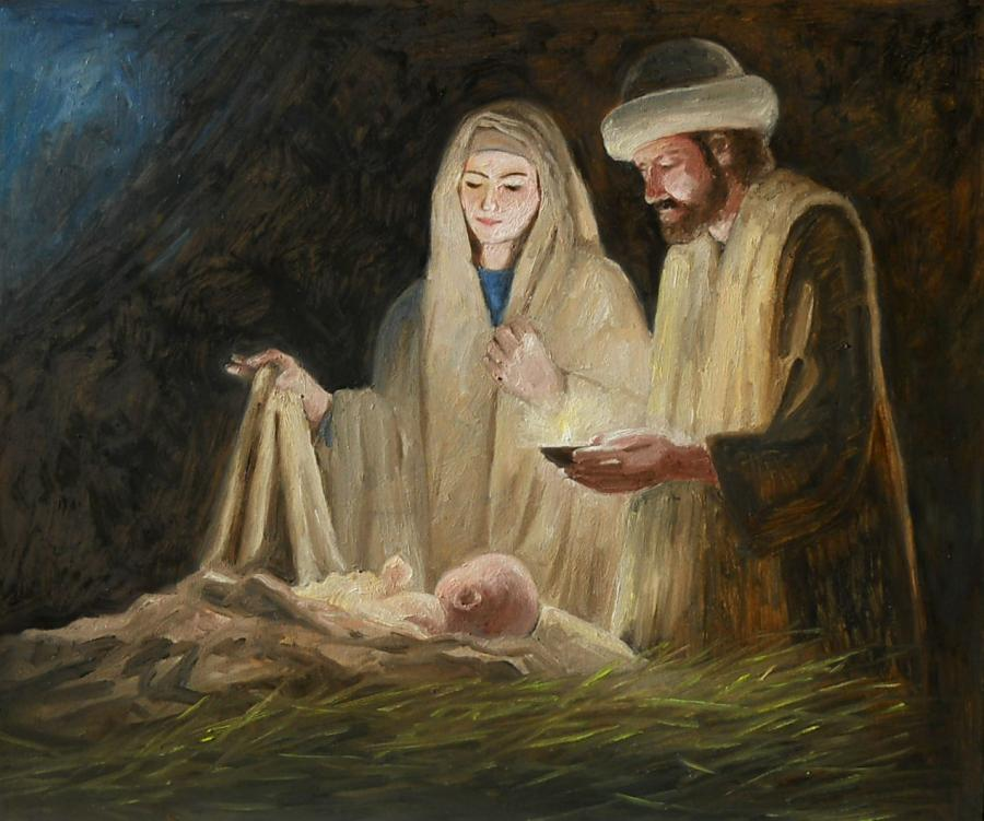 Picturi religioase Sfanta Familie 35,