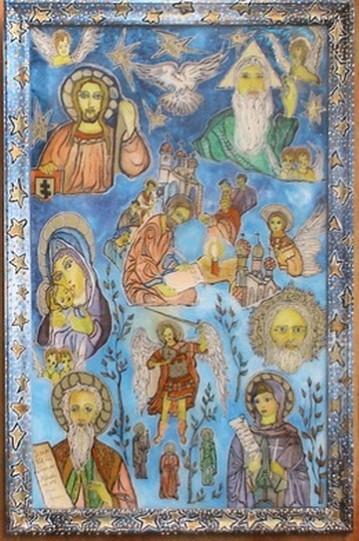 Picturi religioase Luminile evangheliei