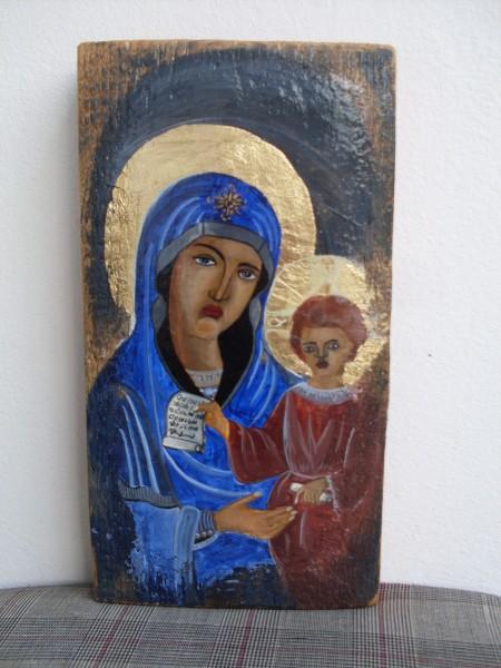 Picturi religioase Icoana pe lemn
