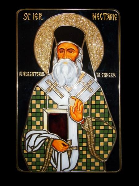 Picturi religioase Sfantul ierarh nectarie