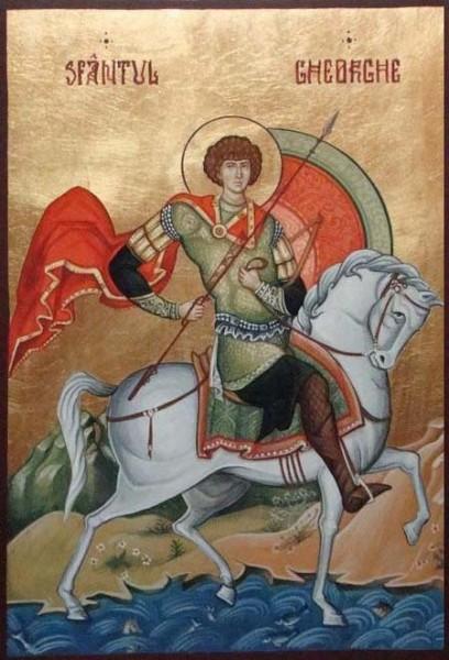 Picturi religioase Sf. Gheorghe