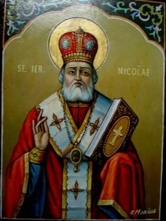 Picturi religioase Tablou sf.niculae