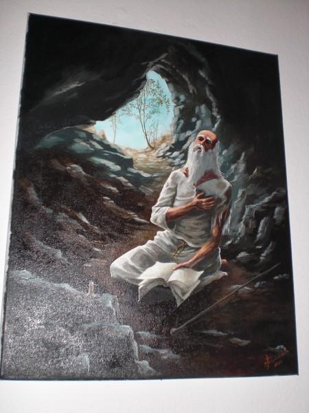 Picturi religioase Calugar
