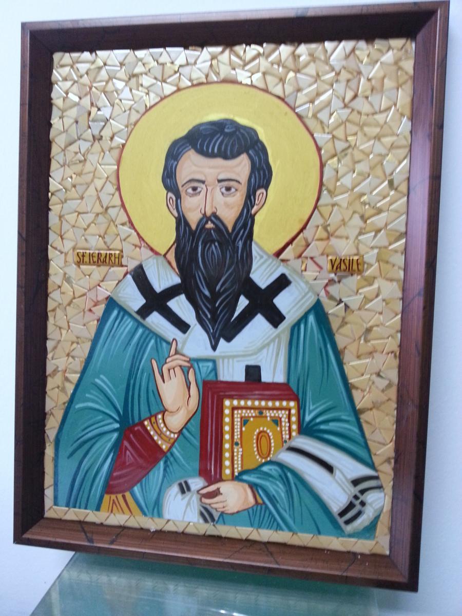 Picturi religioase Sf. Vasile cel Mare