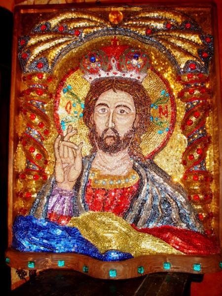 Picturi religioase Mantuitorul pantocrator