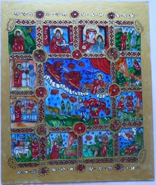 Picturi religioase Praznicar