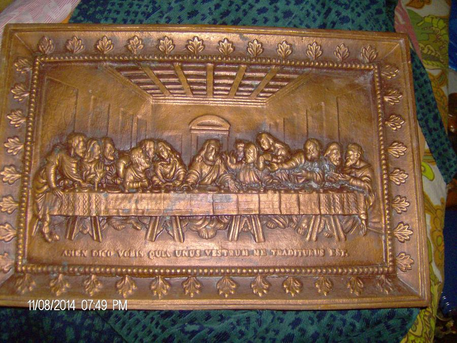 Picturi religioase cina cea de taina nr 2