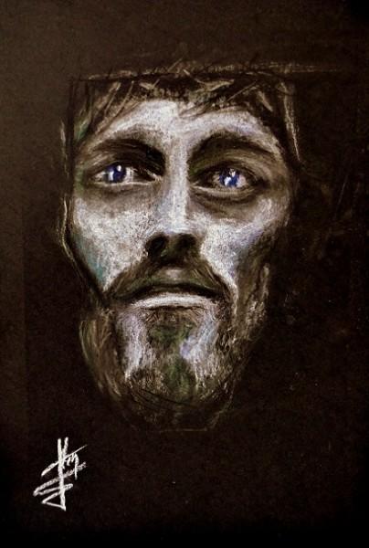 Picturi religioase Iata omul