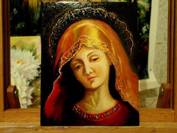 Picturi religioase Mary- 2013