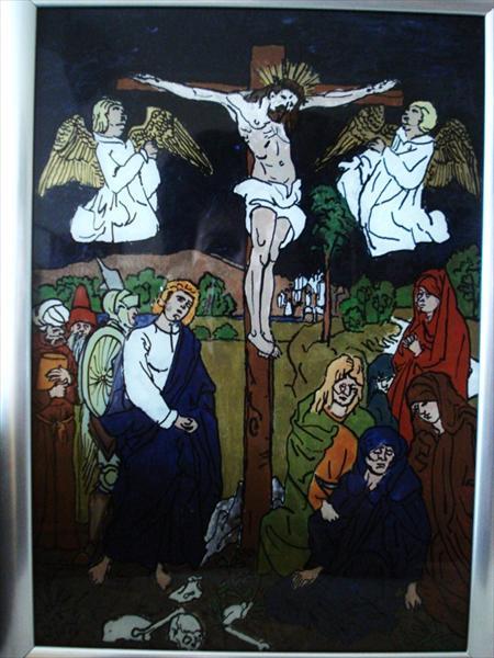 Picturi religioase Crucificarea