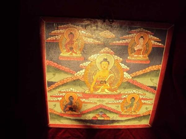Picturi religioase Tanka mandala