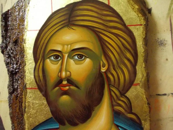 Picturi religioase Portret mantuitorul