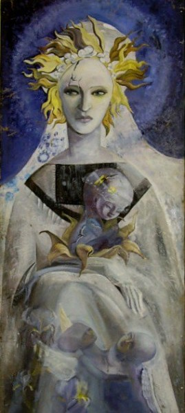 Picturi surrealism Alina