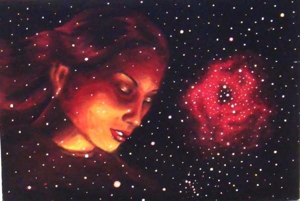 Picturi surrealism Rosette