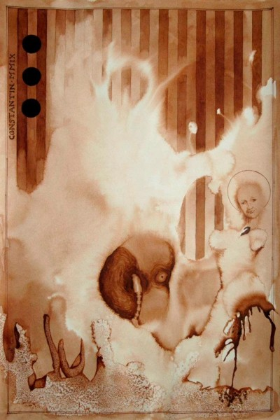 Picturi surrealism Martirul