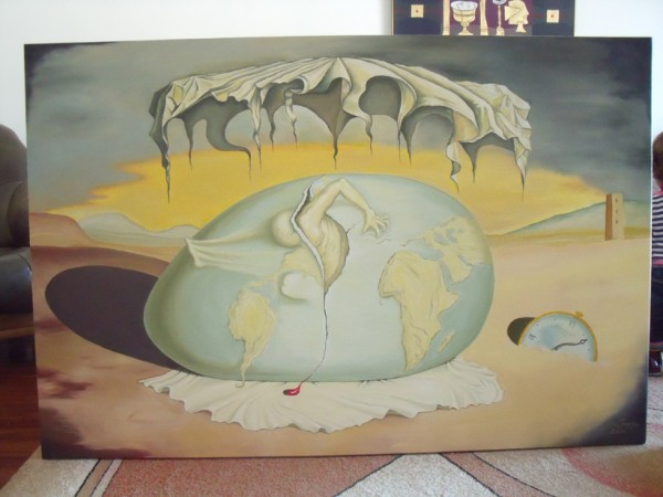 Picturi surrealism Geneza dupa dali