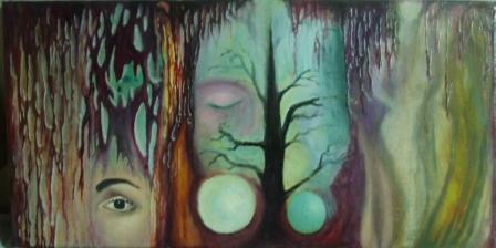 Picturi surrealism Amintiri