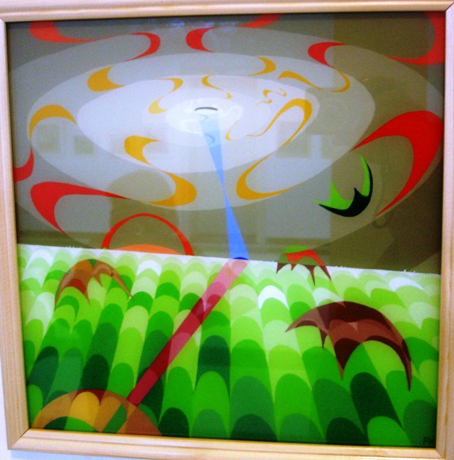 Picturi surrealism Focalizare Lirica
