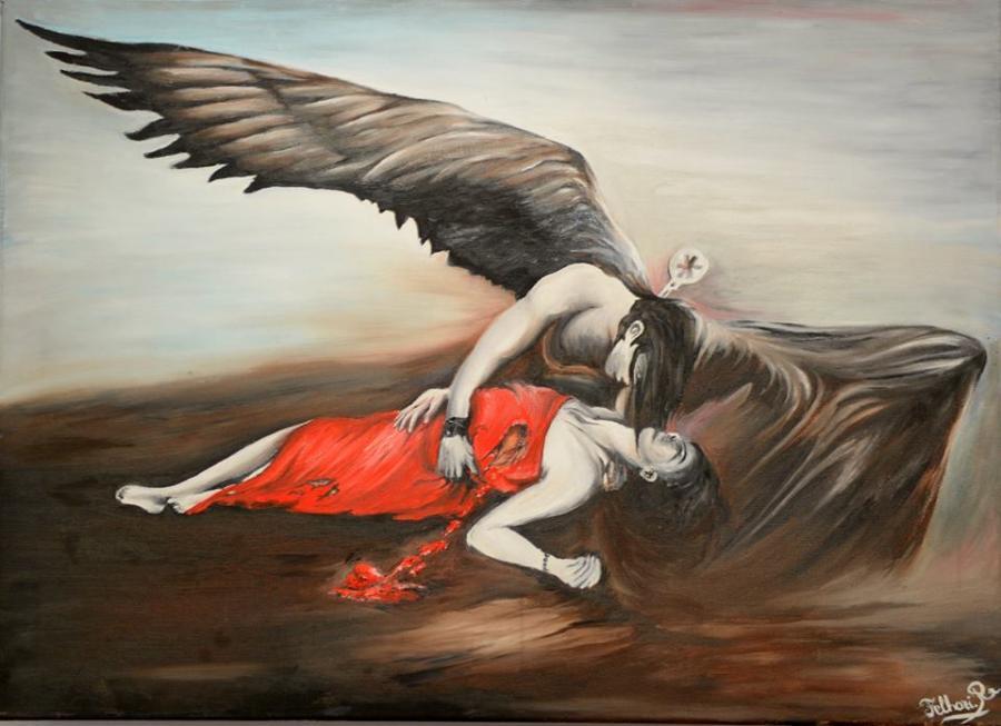 Picturi surrealism Cheia salvatoare