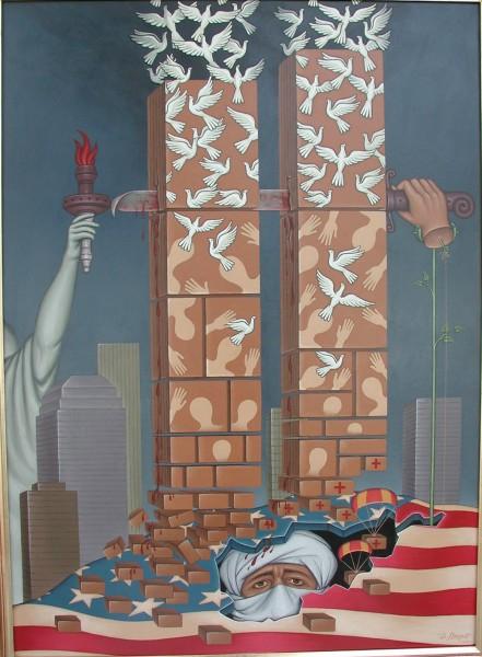 Picturi surrealism 11septembrie