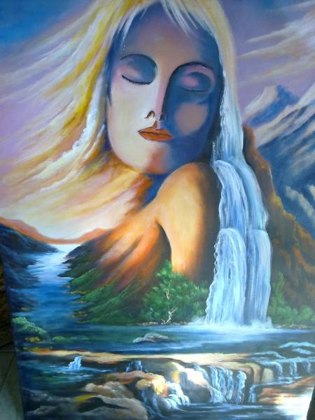 Picturi surrealism Alegorie