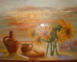 alte Picturi ulcior si floarea soarelui
