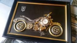 alte Picturi Harley Davidson Cod M 063