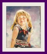 alte Picturi Linistea copilariei