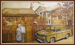 alte Picturi Lumea satului