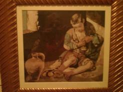 alte Picturi Micul cersetor