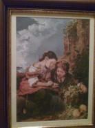 alte Picturi Vanzatoarele de fructe
