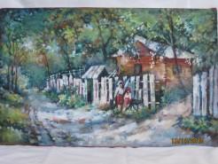alte Picturi Casa taraneasca
