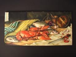 alte Picturi Pesti si homari