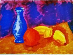 alte Picturi natura statica-fructe