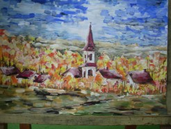 alte Picturi Satul vecin