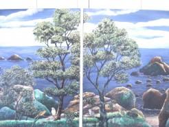 alte Picturi Peisaj cu perusi2