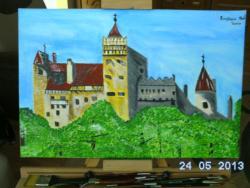 alte Picturi Castelul Bran