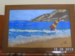 alte Picturi Peisaj marin