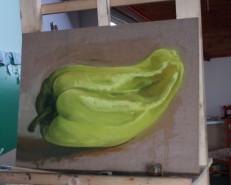 alte Picturi Ardei verde