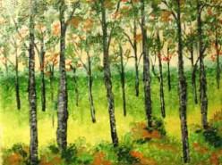 alte Picturi Padure